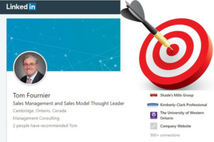 I Have Been A Social Selling Target - Blog Image for Shade's Mills Group