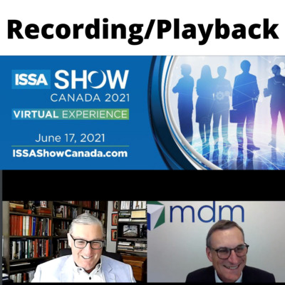 ISSA Recording