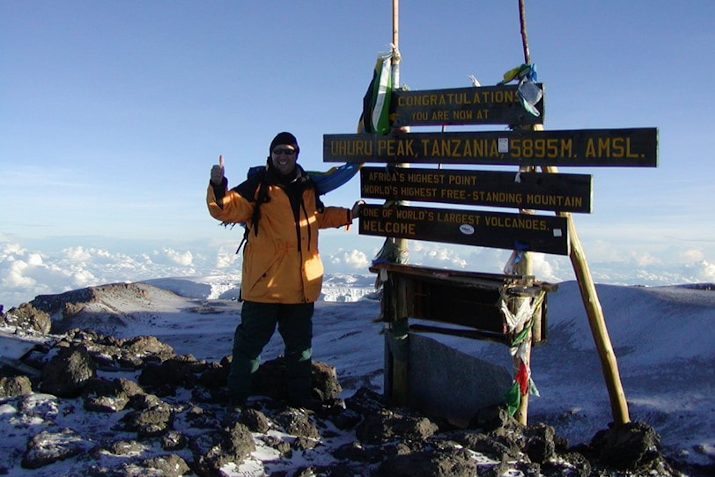 Perservering - Kilimanjaro - Blog Image with Shade's Mills Group