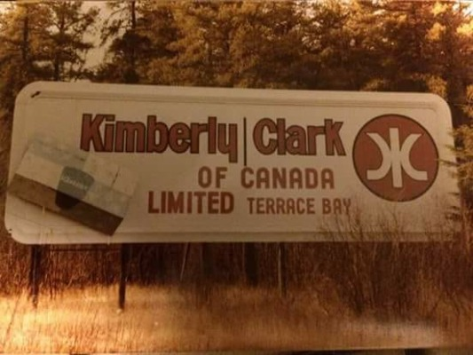 Kleenex Box Sign