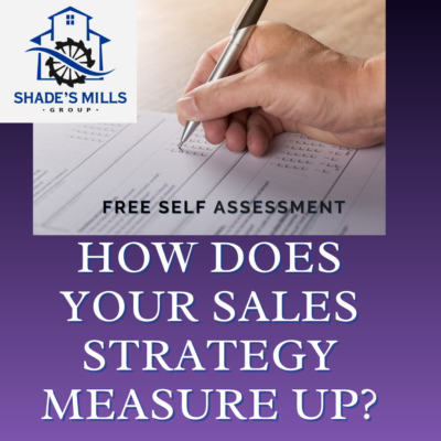 sales strategy self assessment